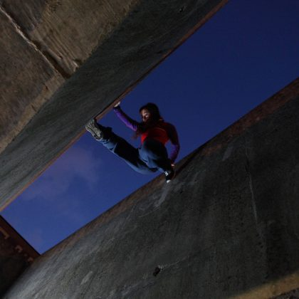 Hearst Women – Shirley on how Parkour changed her life