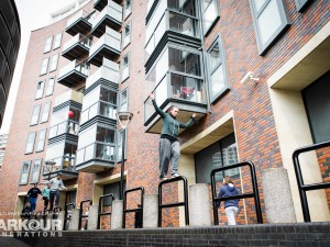 Women's International Parkour Weekend 2015